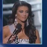 miss utah question