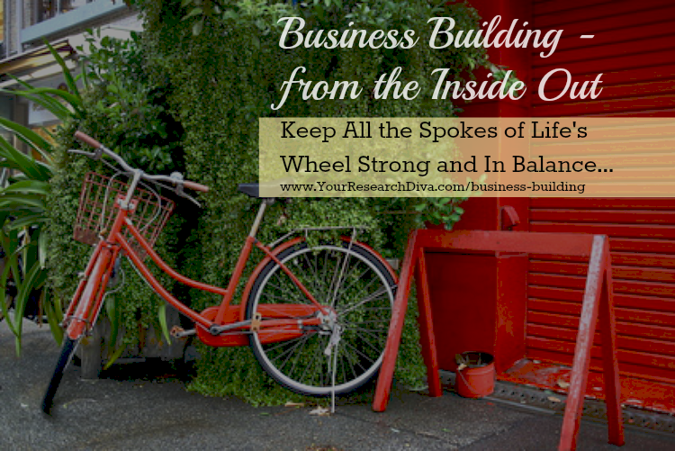 Building your Business from the Inside Out