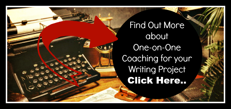 CTA button - writing coaching