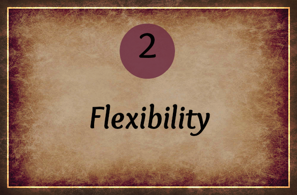 2-flexibility