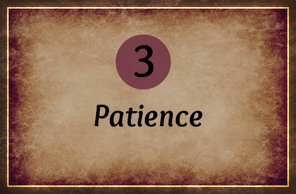 3-patience - online business tips