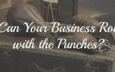Business Building: Can You Roll with the Punches?