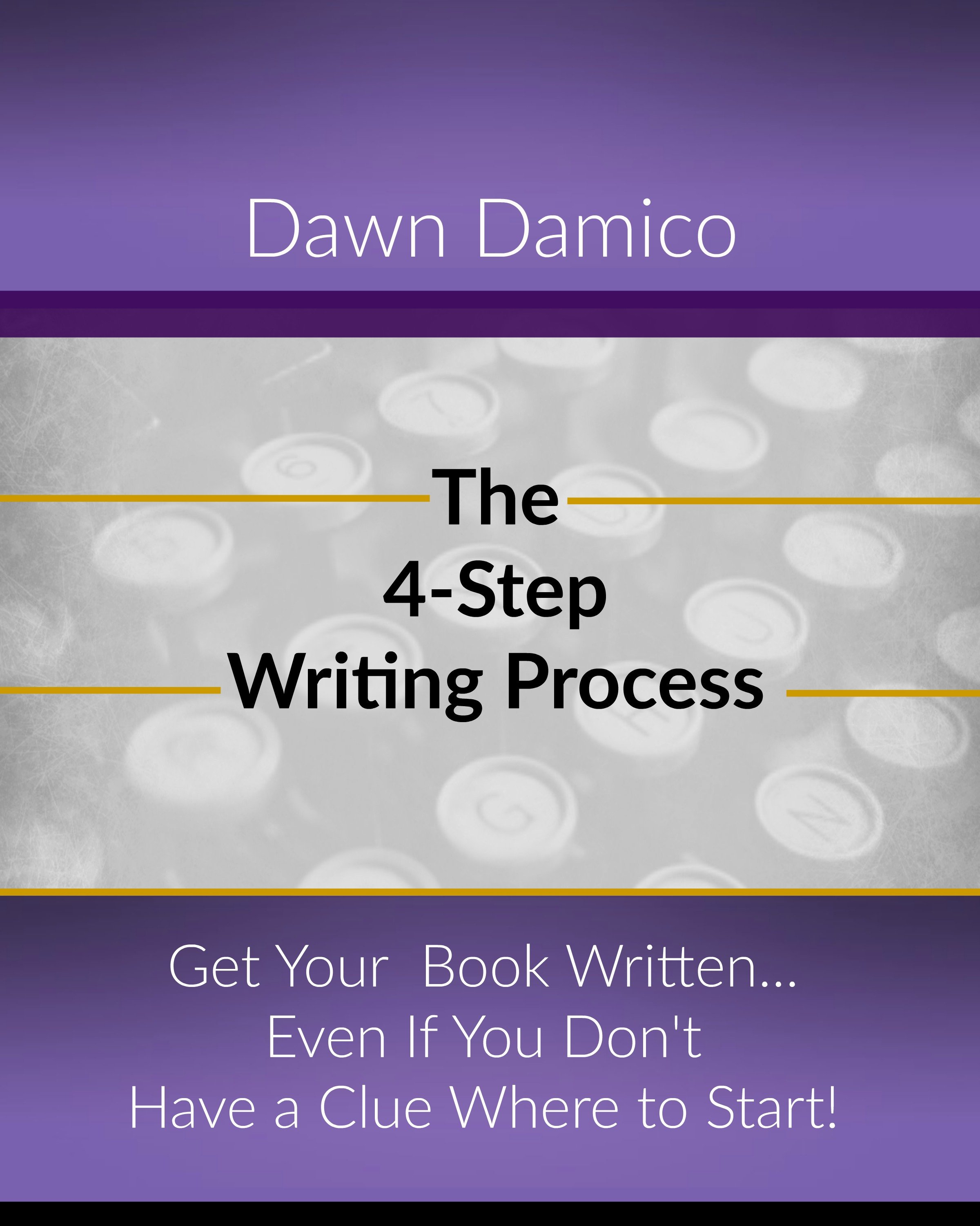 4-Step Writing Process-updated cover
